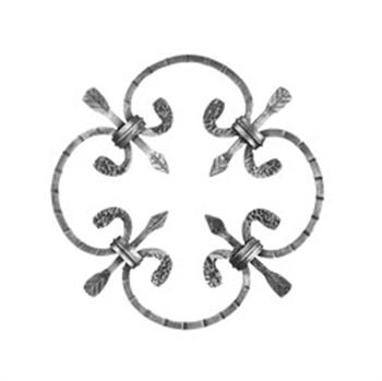 类别四瓣对称花盘的图片